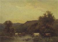 the shallow stream by john bates noel