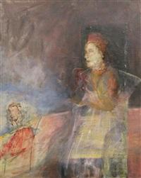twee figuren by marianne aartsen
