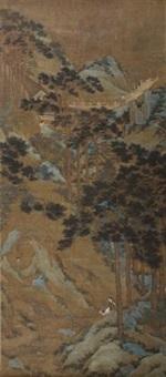 洞天福地图 by qiu ying