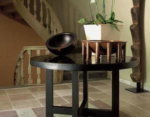 约翰·帕森铜碗 by john pawson