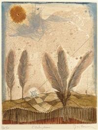 l'arbre plume by rené carcan
