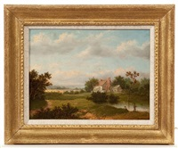 angling in the english countryside by patrick nasmyth