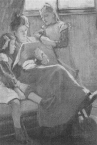 familie by alfred peter