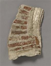 mauerstein-fragment i by dorothee von windheim