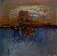 indian summer, for m o'brien, live aid auction by gerald davis