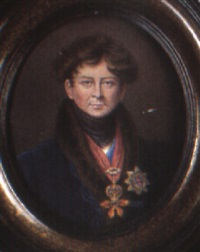 portrait of george iv by william bate