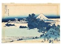 soshu shichiri-ga-hama by katsushika hokusai