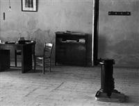 telegraph office, andritzena, greece by ellen auerbach