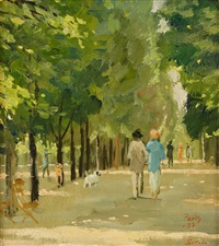 promenad i paris by greta gerell
