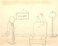 since i saw you last i've gone nudist, do you mind? by james thurber