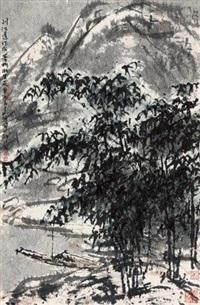 到江边作水 by cui ruzhuo