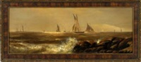 seascape by alfred thompson bricher