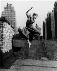 r. schottelius in new york by ellen auerbach