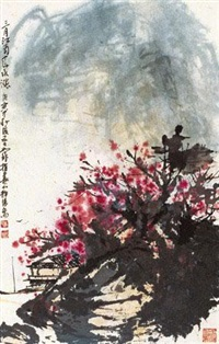 三月江南春水涨 by cui ruzhuo