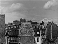 paris by ilse bing