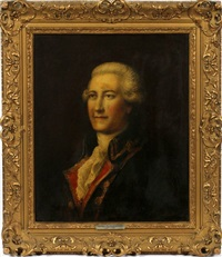 portrait of a british naval officer by thomas gainsborough