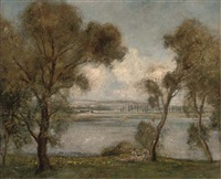 the blackwater, maldon, essex by james herbert snell