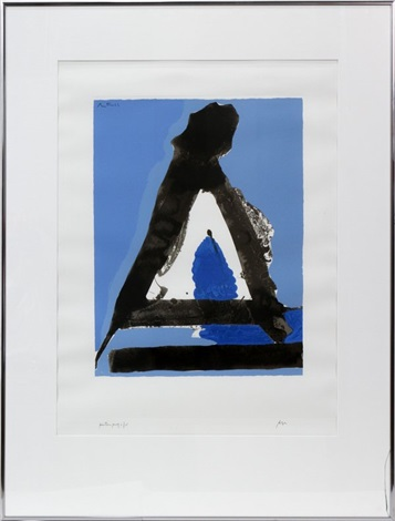 the basque suite untitled by robert motherwell
