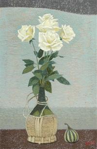 weiße rosen by greta gerell