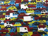 traffic by david reed