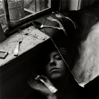it must be time for lunch now, new york by francesca woodman