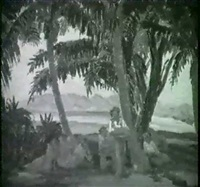 a pair of hawaiian coastal scenes by horatio nelson poole