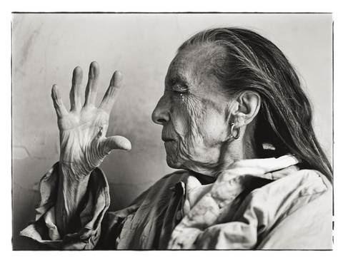 louise bourgeois new york by annie leibovitz