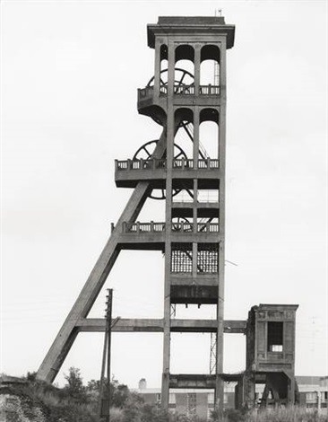 box industriebauten by bernd and hilla becher
