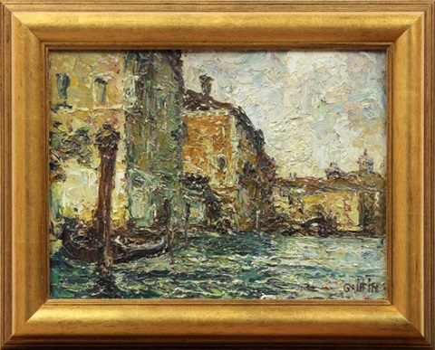 palace venice by walter griffin