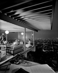 case study house # 22 by julius shulman
