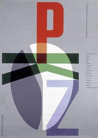 pkz design by carlo vivarelli