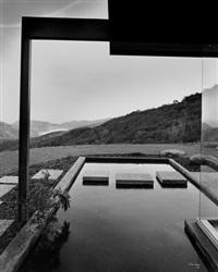 richard neutra, singleton house, los angeles by julius shulman