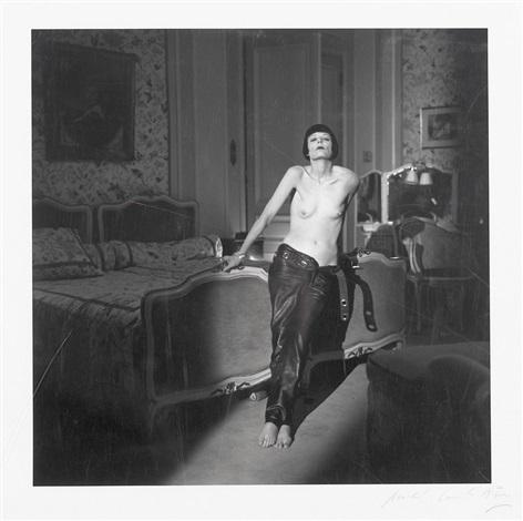 wallace montana vanity fair hotel ritz 1994 by michel comte