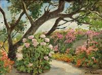 garden path by william adam