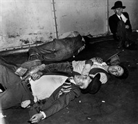 arrest cell (cooler) by weegee