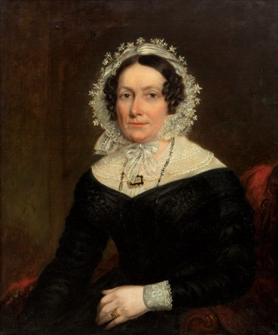portrait of a lady by franz xaver winterhalter