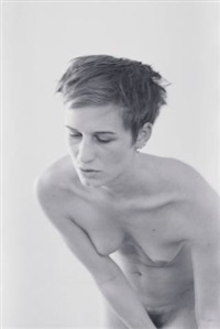 untitled, from the series frauen (women) by michael schmidt