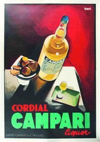 cordial campari by marcello nizzoli