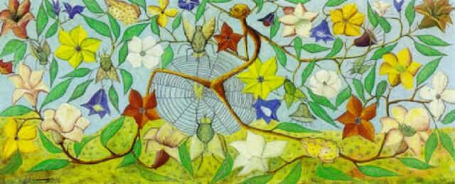 untitled fauna flora by jasmin joseph
