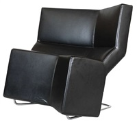 fauteuil lounge chaos by konstantin grcic