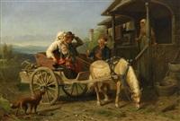 första besöket by bengt nordenberg