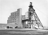 ojibway salt mine, windsor, canada by bernd and hilla becher