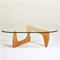 coffee table by isamu noguchi