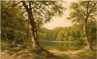 waldsee by hellmuth rätzer