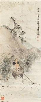 人物 by li xiongcai