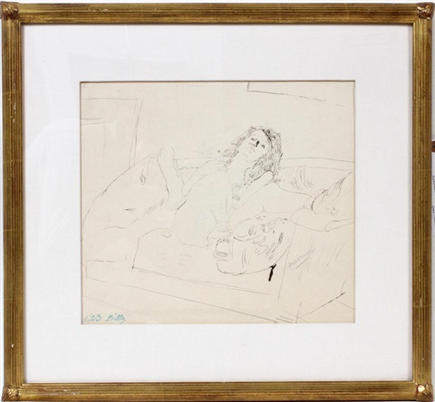 billy by jules pascin