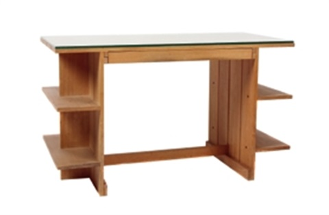 crate desk by gerrit rietveld