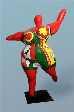 Nana Von Niki De Saint Phalle Auf Artnet