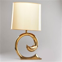 table lamp by pierre cardin