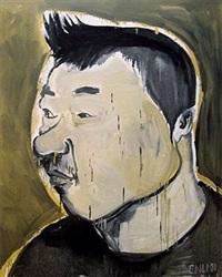 头 by zhang enli
